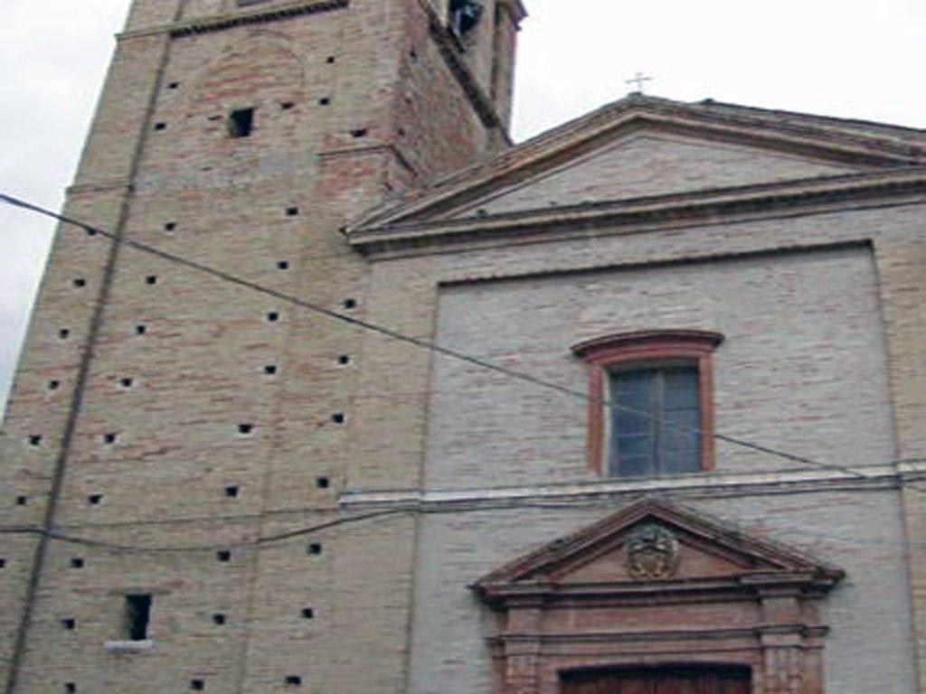 Chiesa S Francesco Loro Piceno