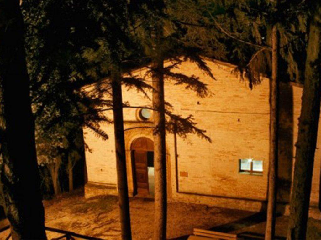 Chiesa S Sebastiano di Belforte del Chienti