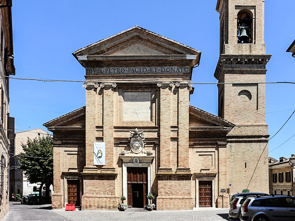 Chiesa SS Pietro e Paolo di Corridonia
