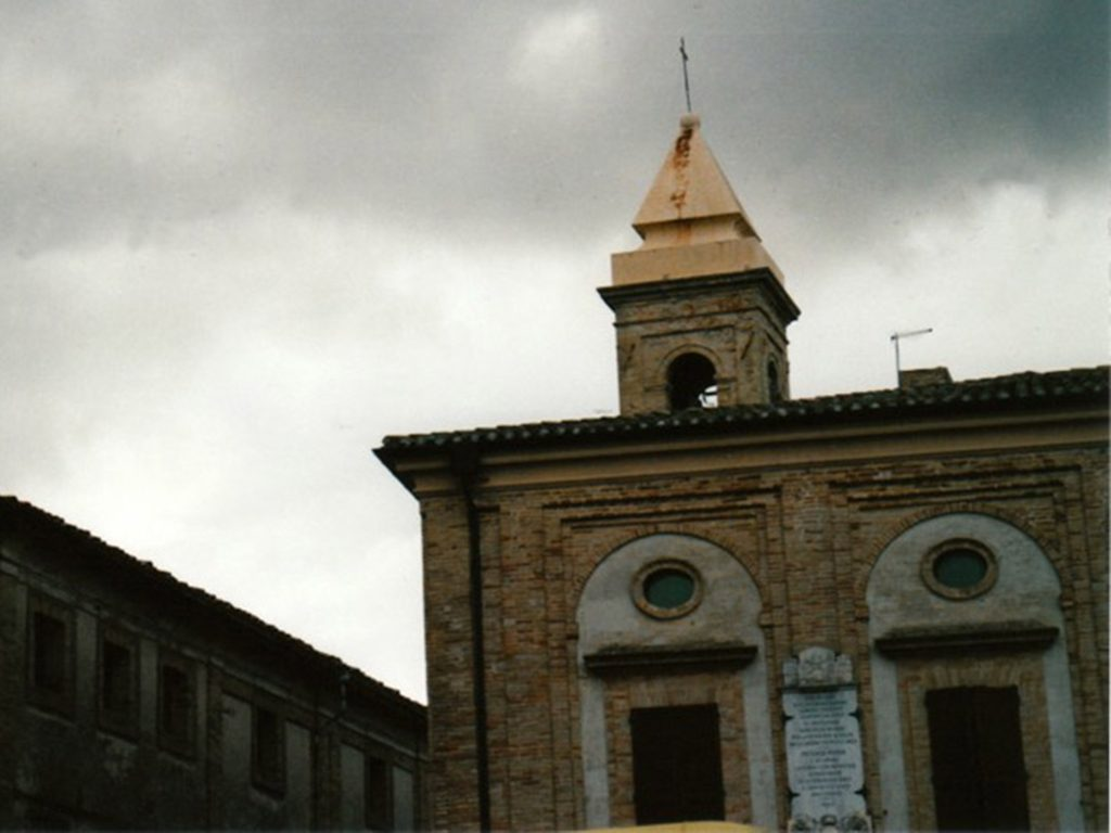 Chiesa San Tommaso Potenza Picena