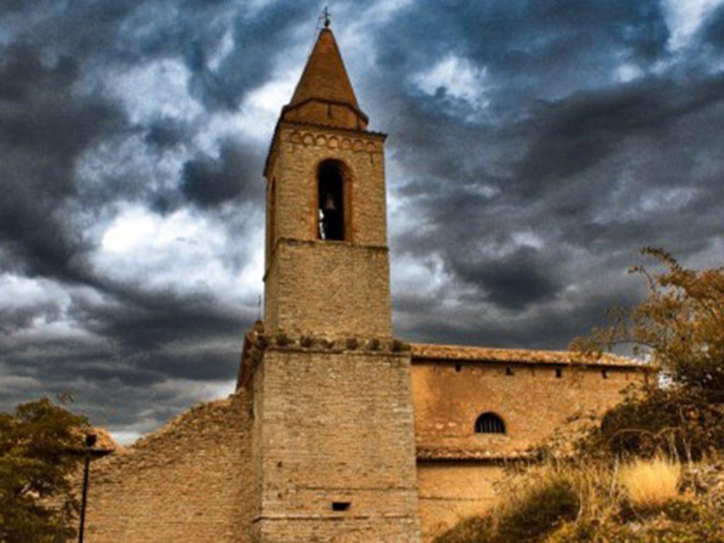 Chiesa di PIevefavera di Caldarola