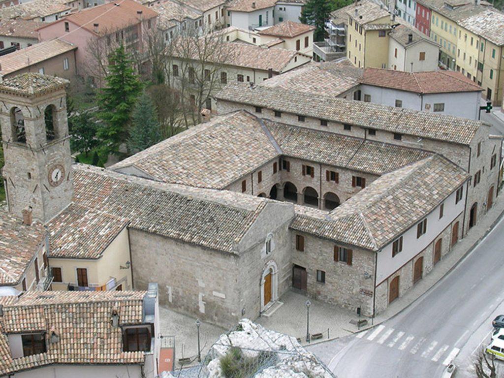Chiesa di S Francesco di Pioraco