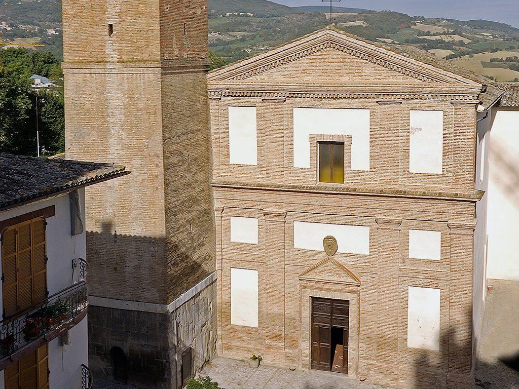 Collegiata San Gregorio Caldarola