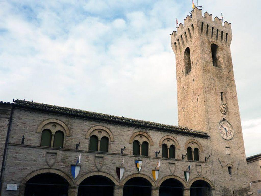 Palazzo Giachini di Montelupone