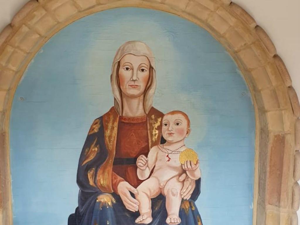 Madonna dell'impollata