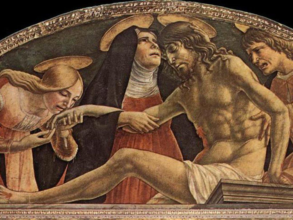 Lorenzo di Alessandro da Sanseverino Pieta