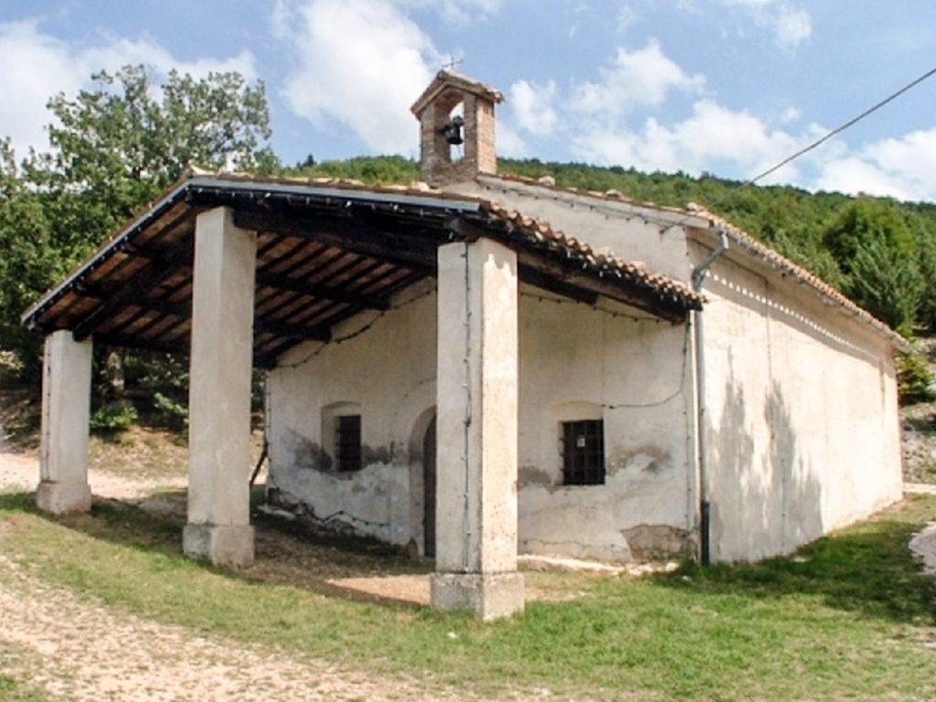 Chiesa Madonna del sasso bianco