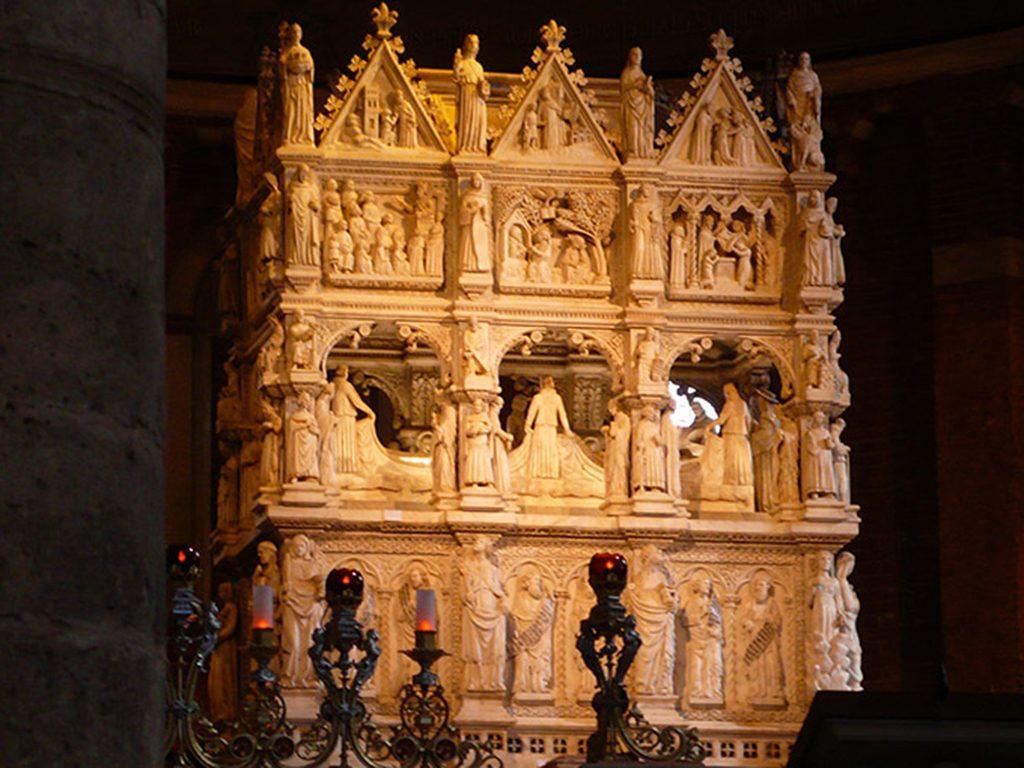 Pavia San Pietro Arca Sant'Agostino