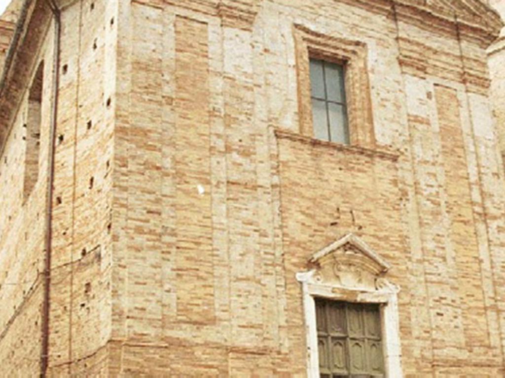 Chiesa Agostino di Morrovalle