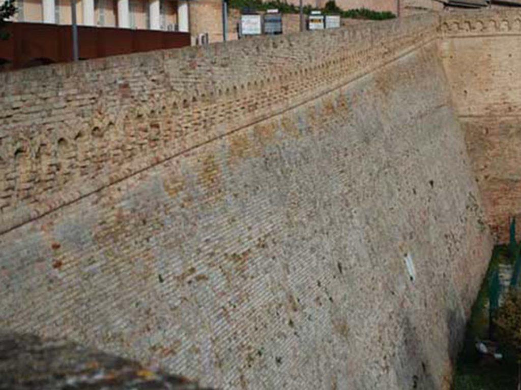Bastioni Sforzeschi Recanati