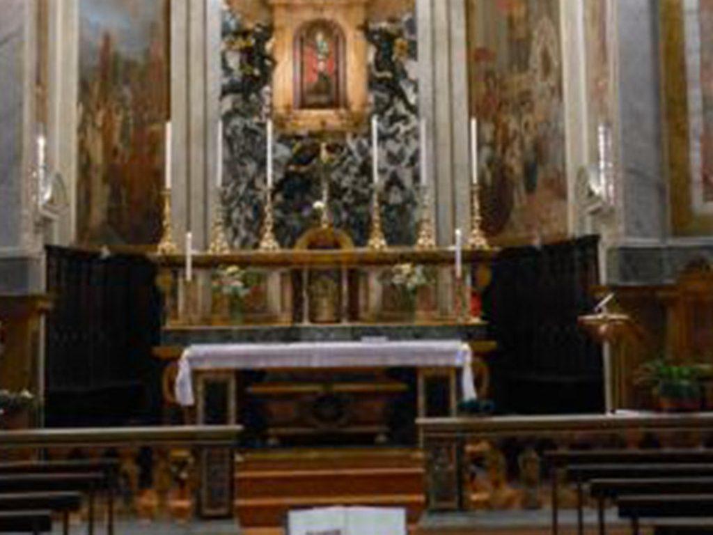 Chiesa di Santa Chiara di Camerino