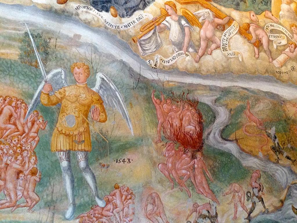 Madonna della misericordia Apiro