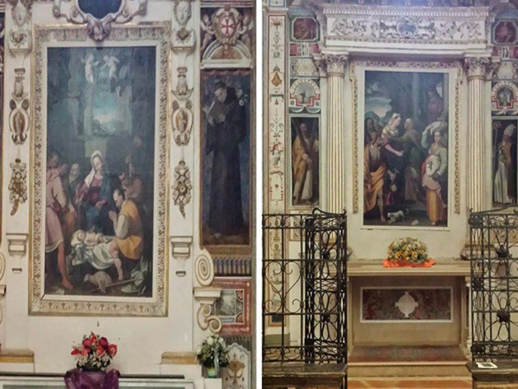 Madonne dei lumi San Severino