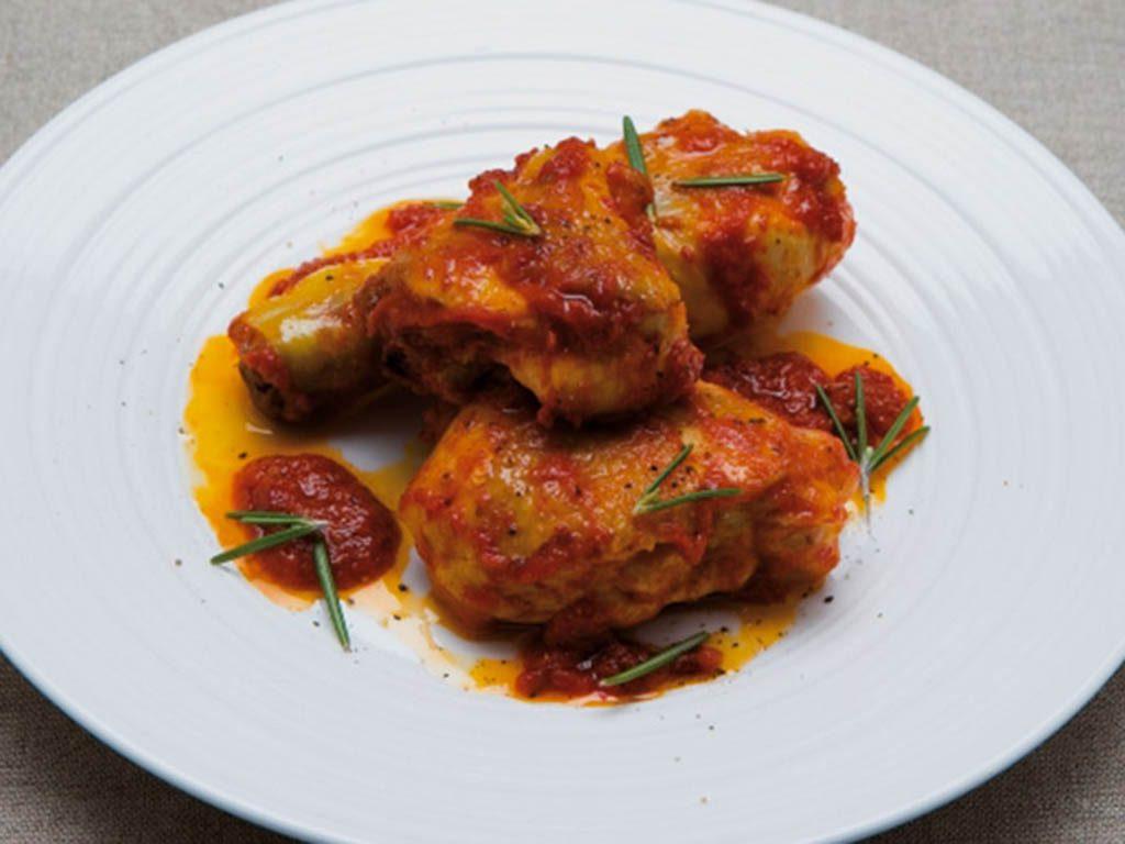 Pollo Potacchio