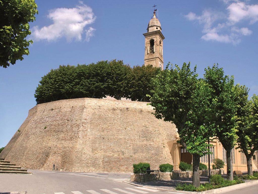 Rocca Medioevale Mogliano
