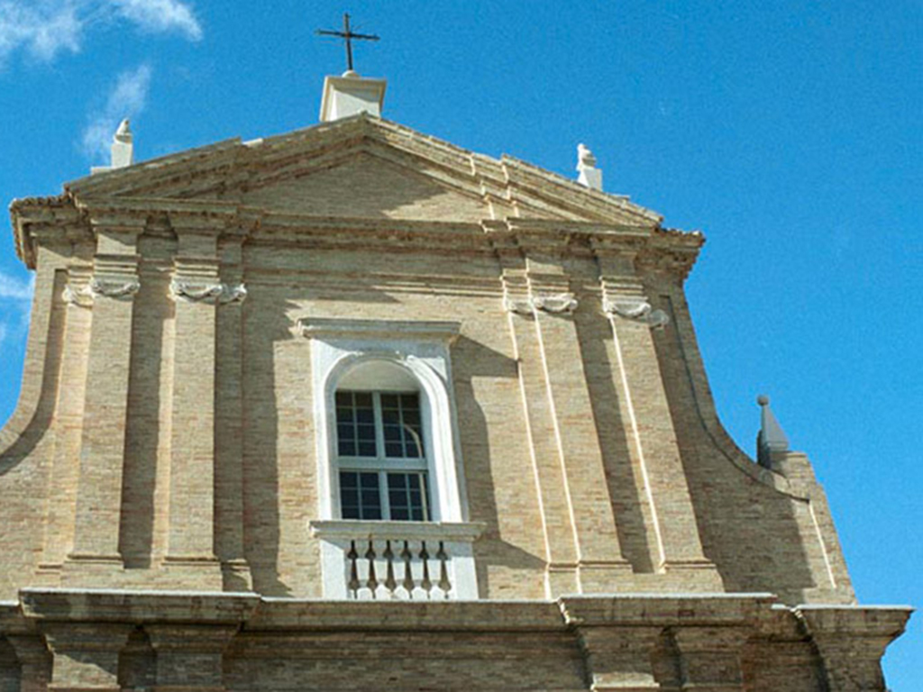 Chiesa di S Bartolomeo Apostolo di Morrovalle