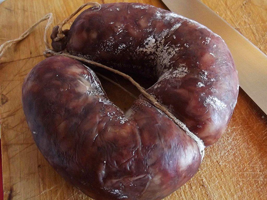 Salsiccia di Fegato