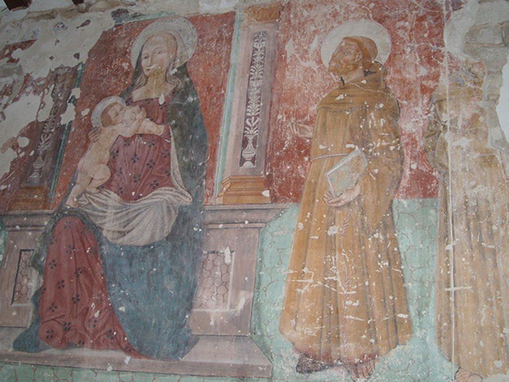 San Francesco delle Favete di Apiro