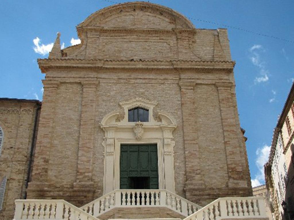 San Gegorio Mogliano Chiesa