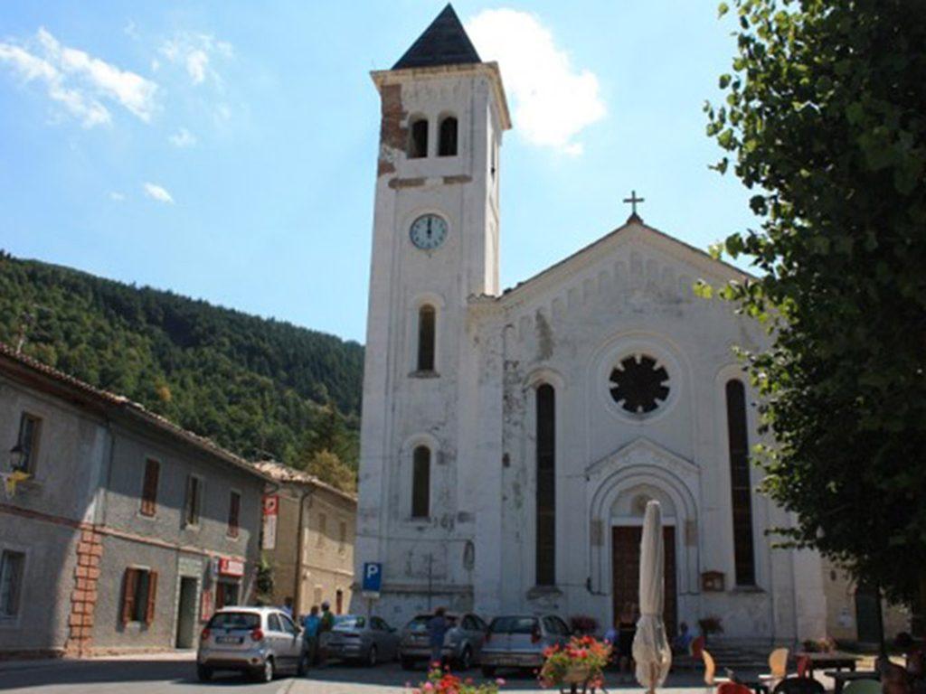 Chiesa di San Michele Arcangelo di Bolognola
