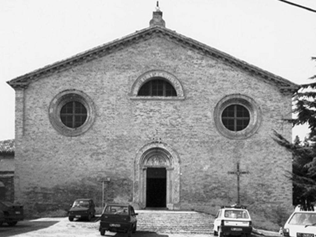 Santa Maria di Castelnuovo Recanati