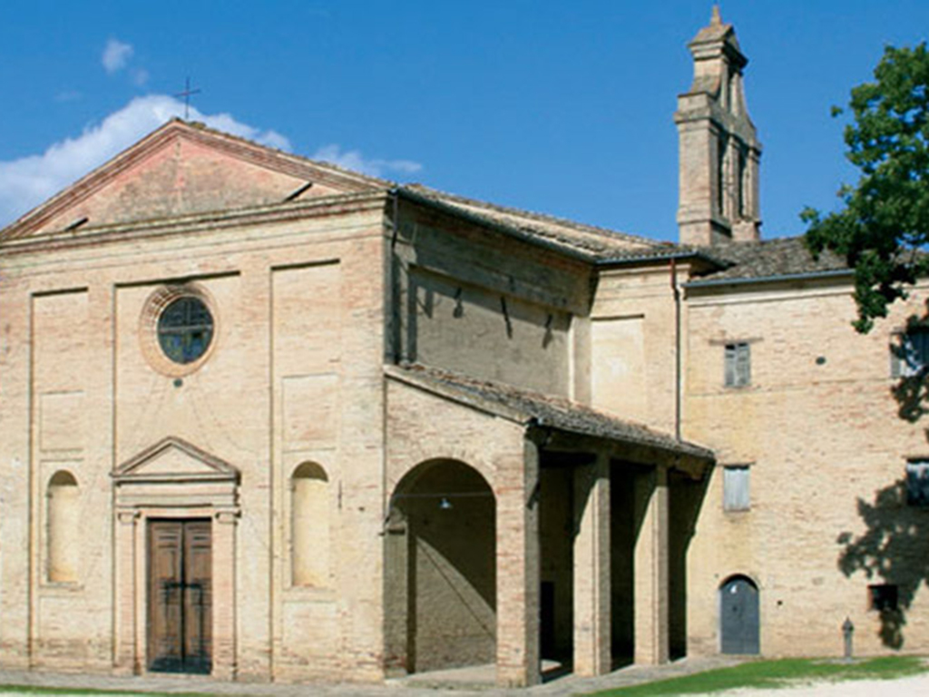 Chiesa Crocifisso Dete Mogliano