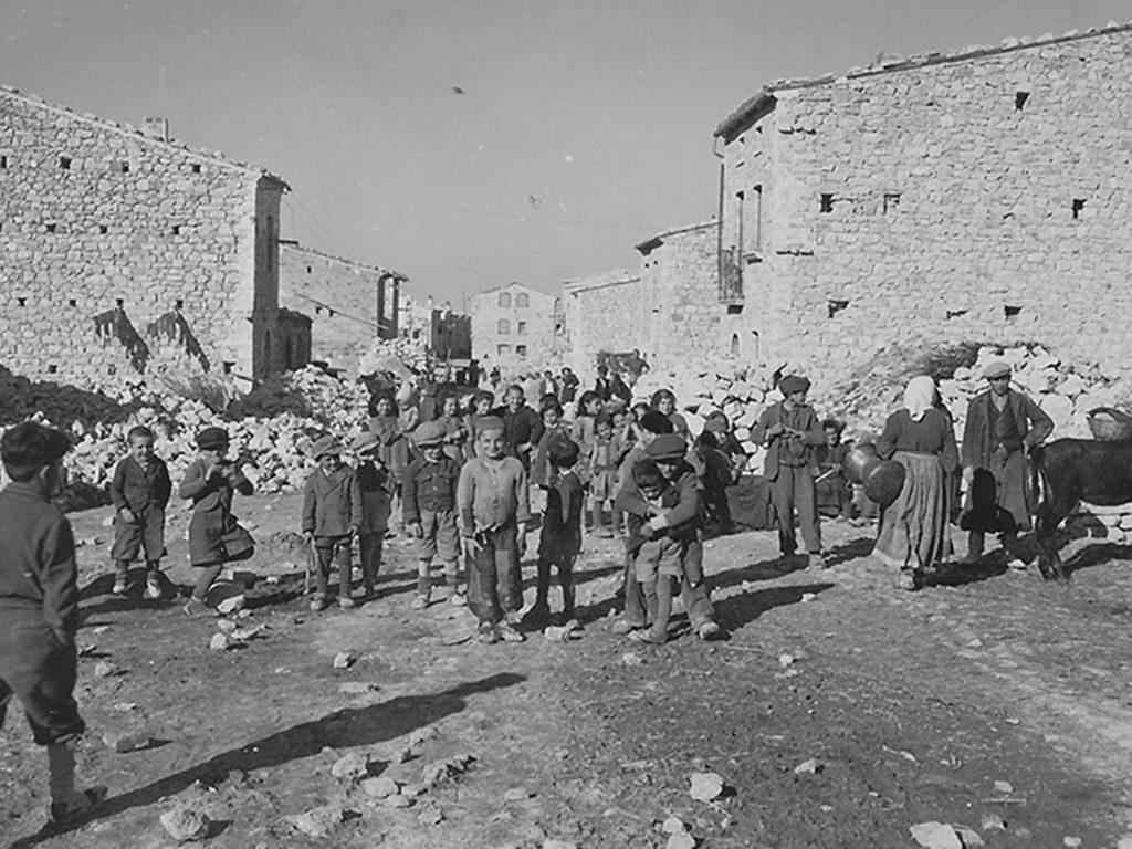 Dopo guerra Macerata