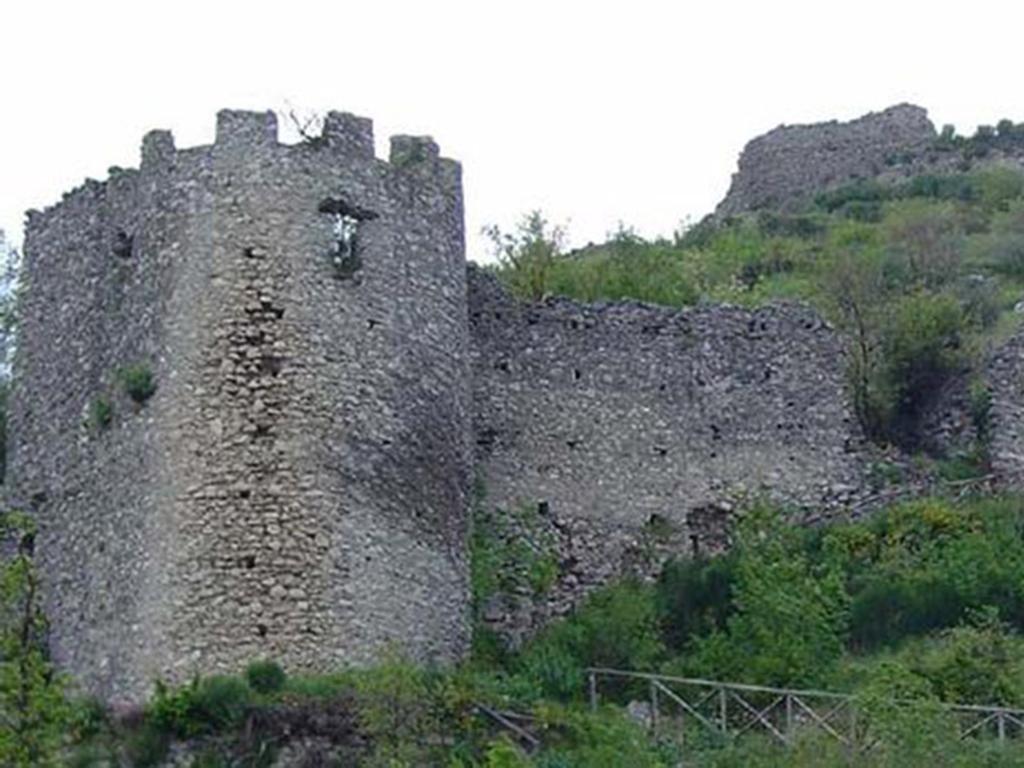 Castello Medievale di San Severino