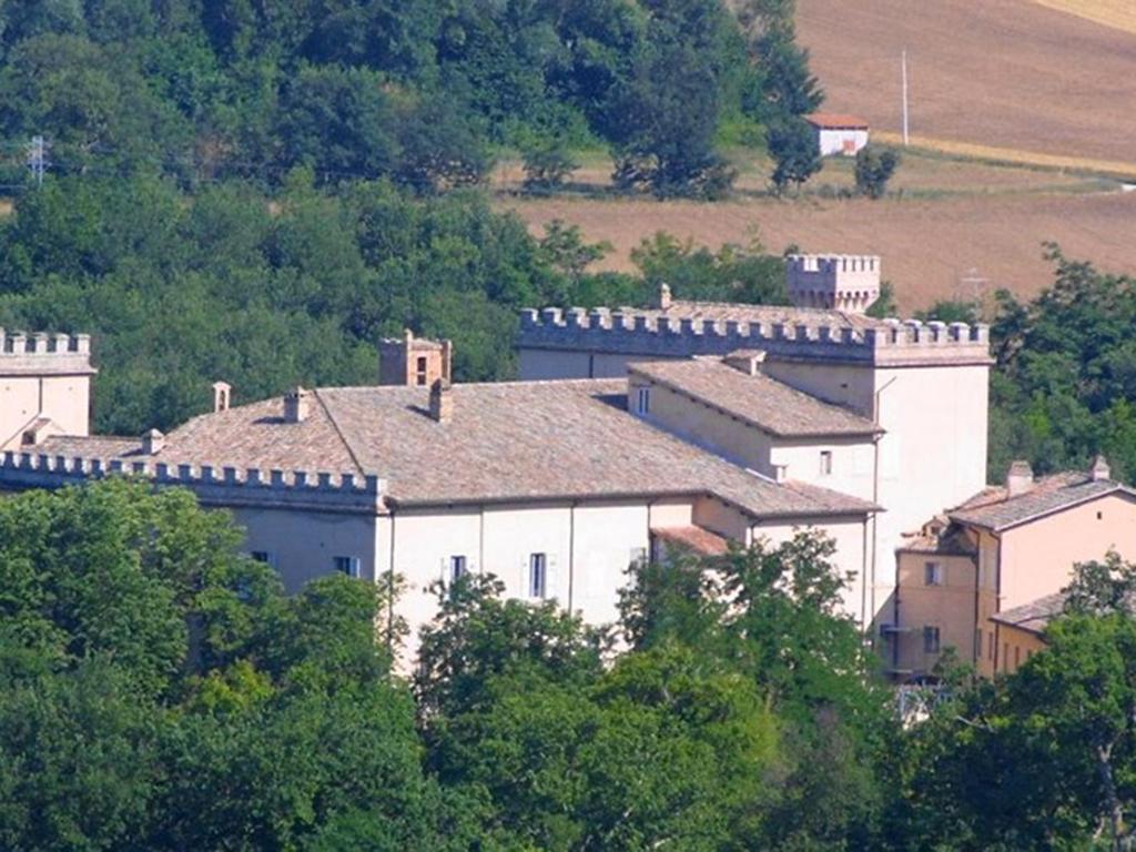 Castelraimondo Castello di Lanciano
