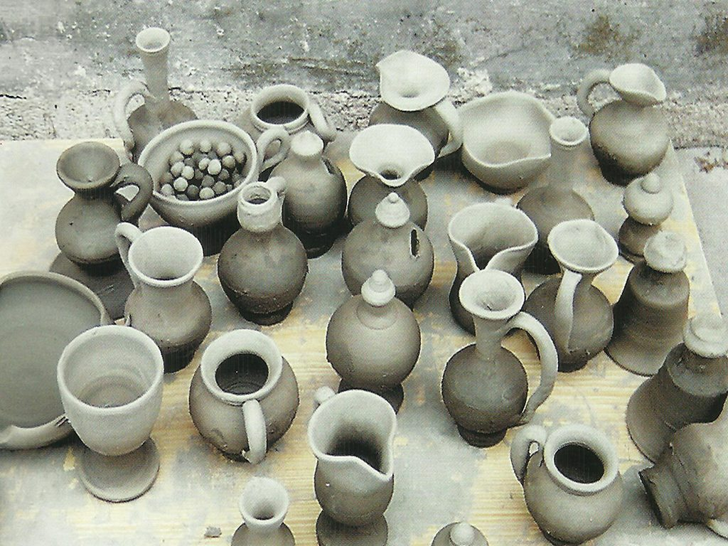Ceramica al tornio ad Appignano