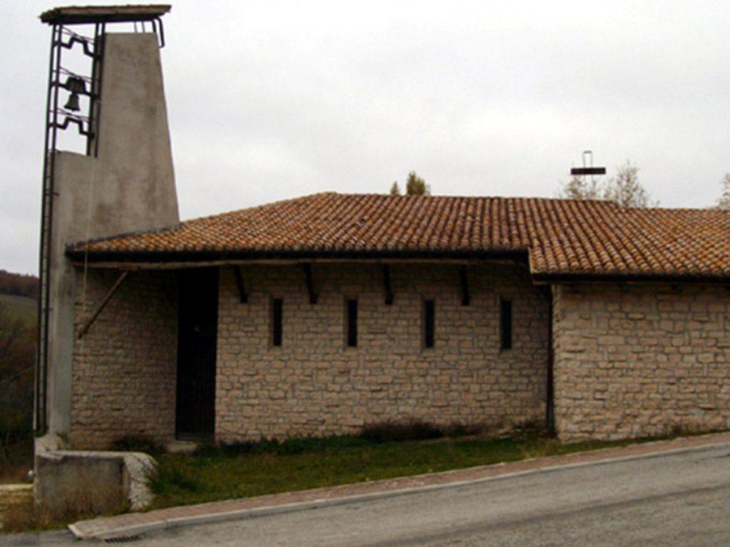 Chiesa di S Matrino di Serravalle