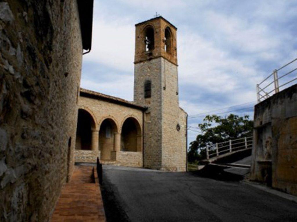 Chiesa di San Lorenzo di Serrapetrona