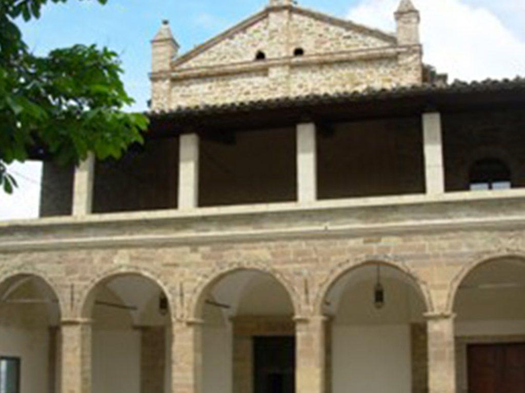 Chiesa Madonna delle grazie di Gualdo