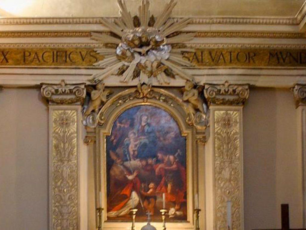 Chiesa di S Savino a Gualdo