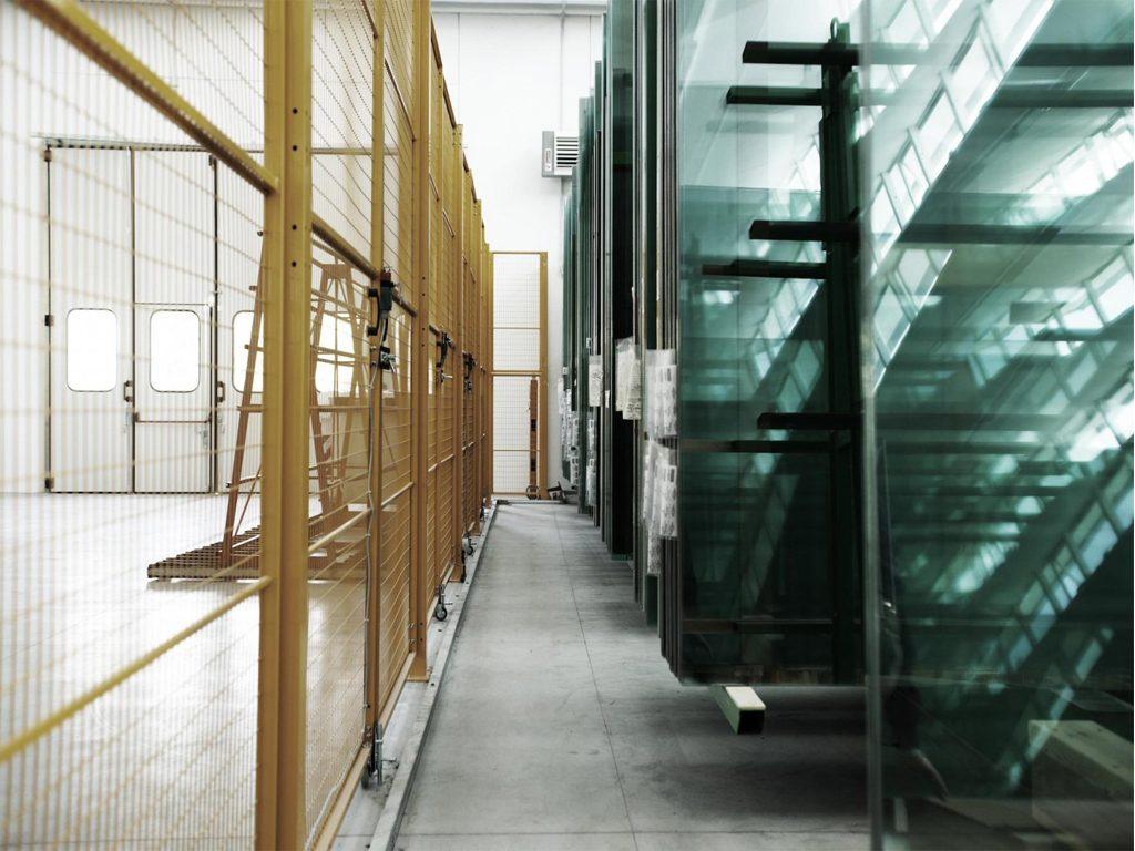 Lavorazione del vetro a San Severino