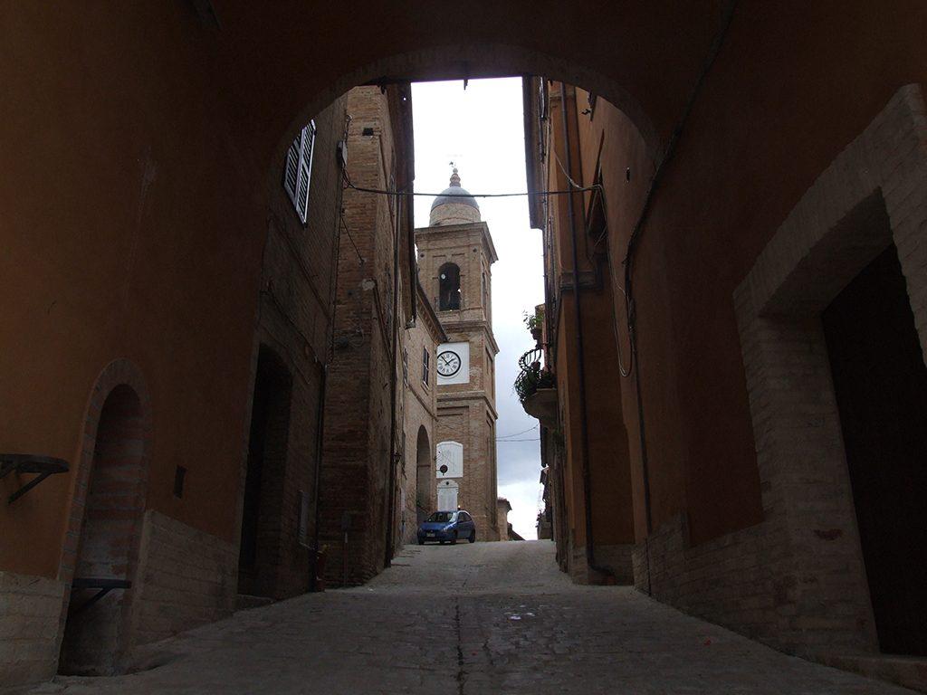 Porta Piave Urbisaglia