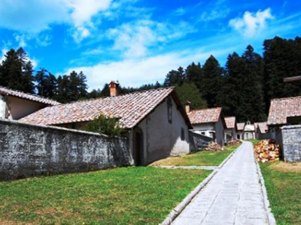 Cammino San Romolo