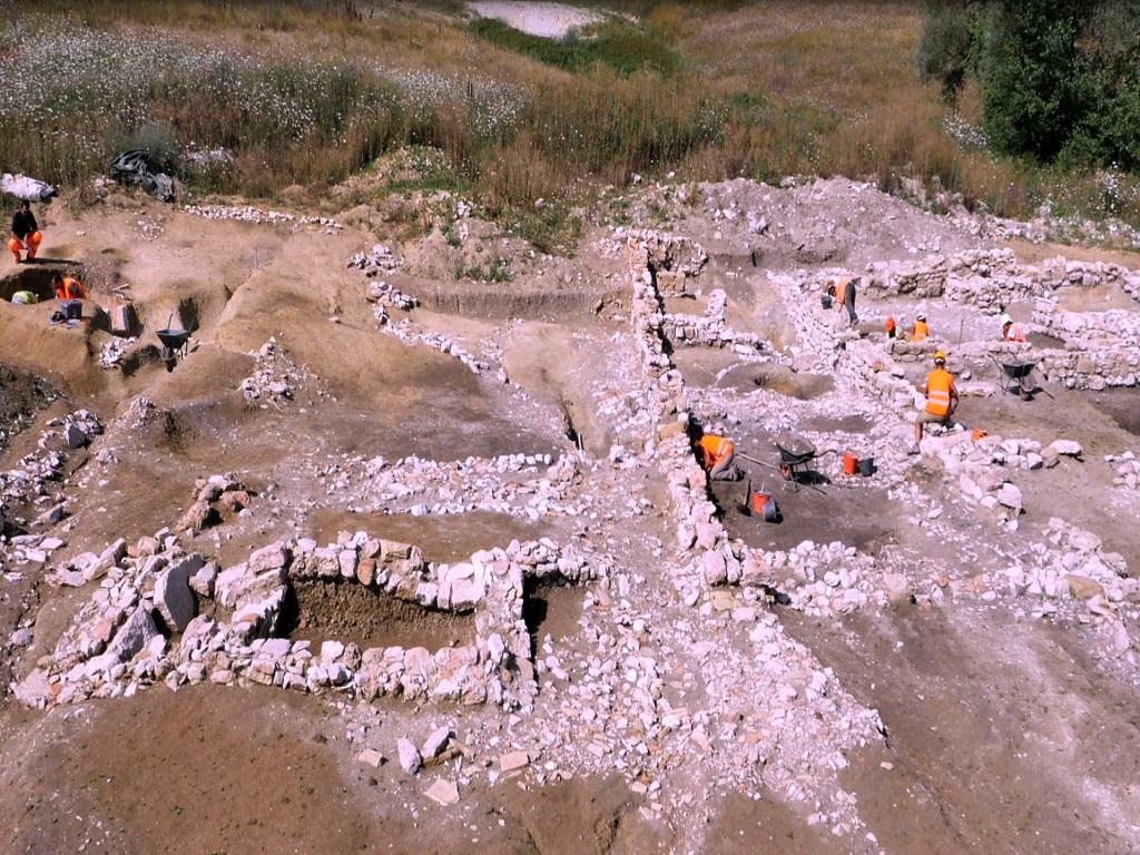 Scavi Archeologici a Muccia