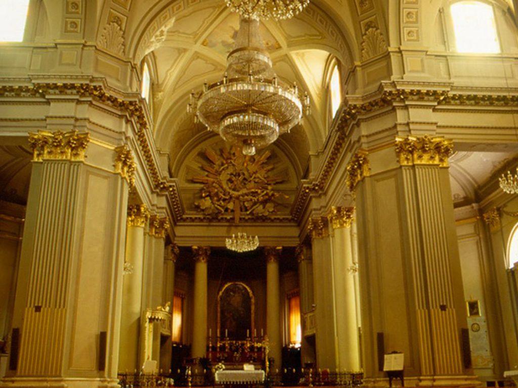 Cattedrale Treia Santissima Annunziata
