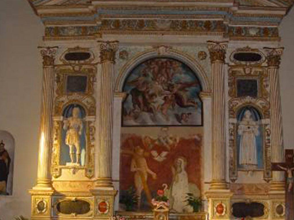 Chiesa Santa Maria le Grazie Tolentino