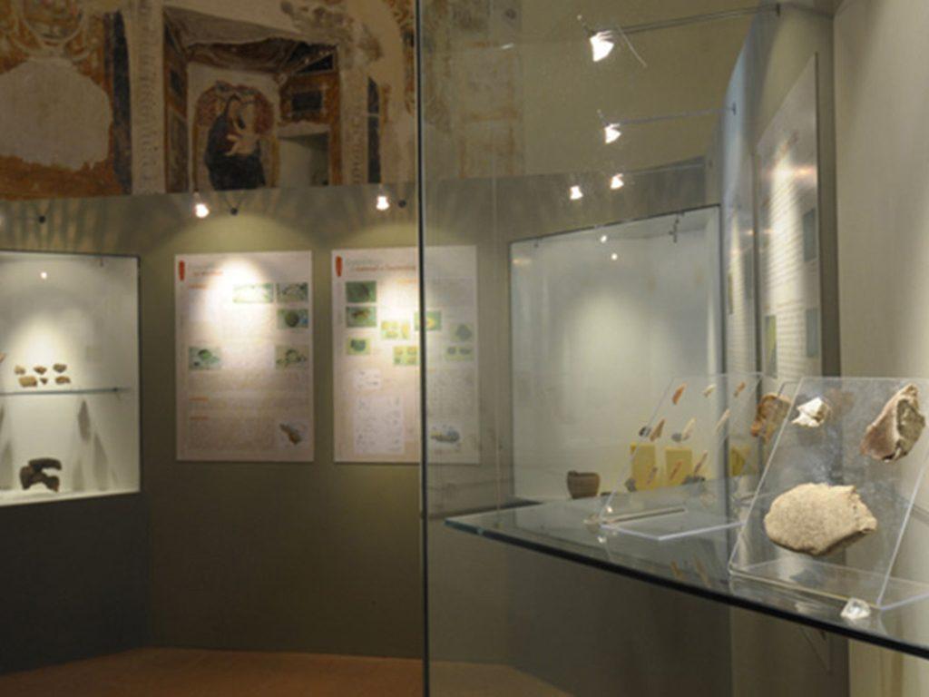 Muccia Museo Antico