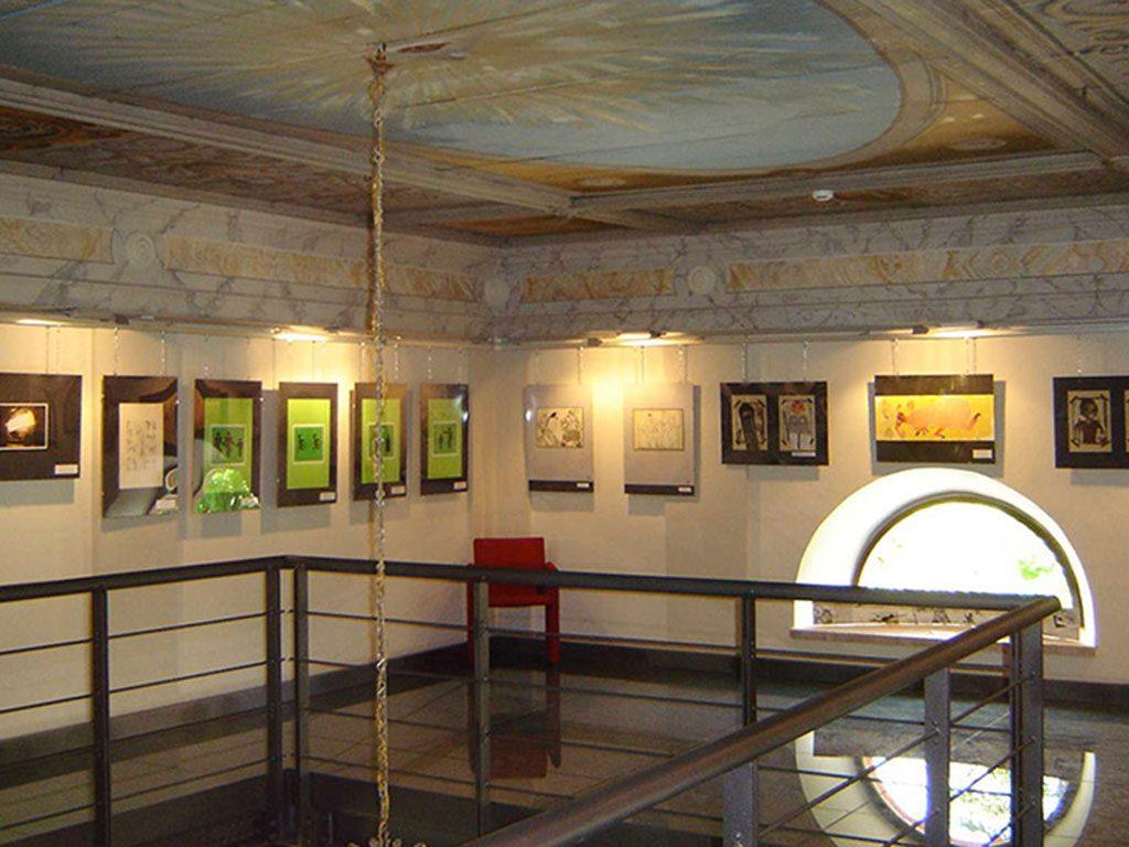Museo caricatura Tolentino