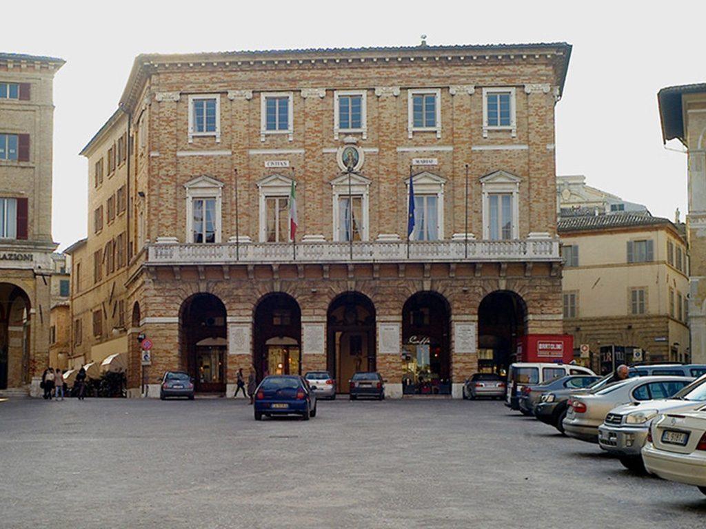 Palazzo Comunale Macerata