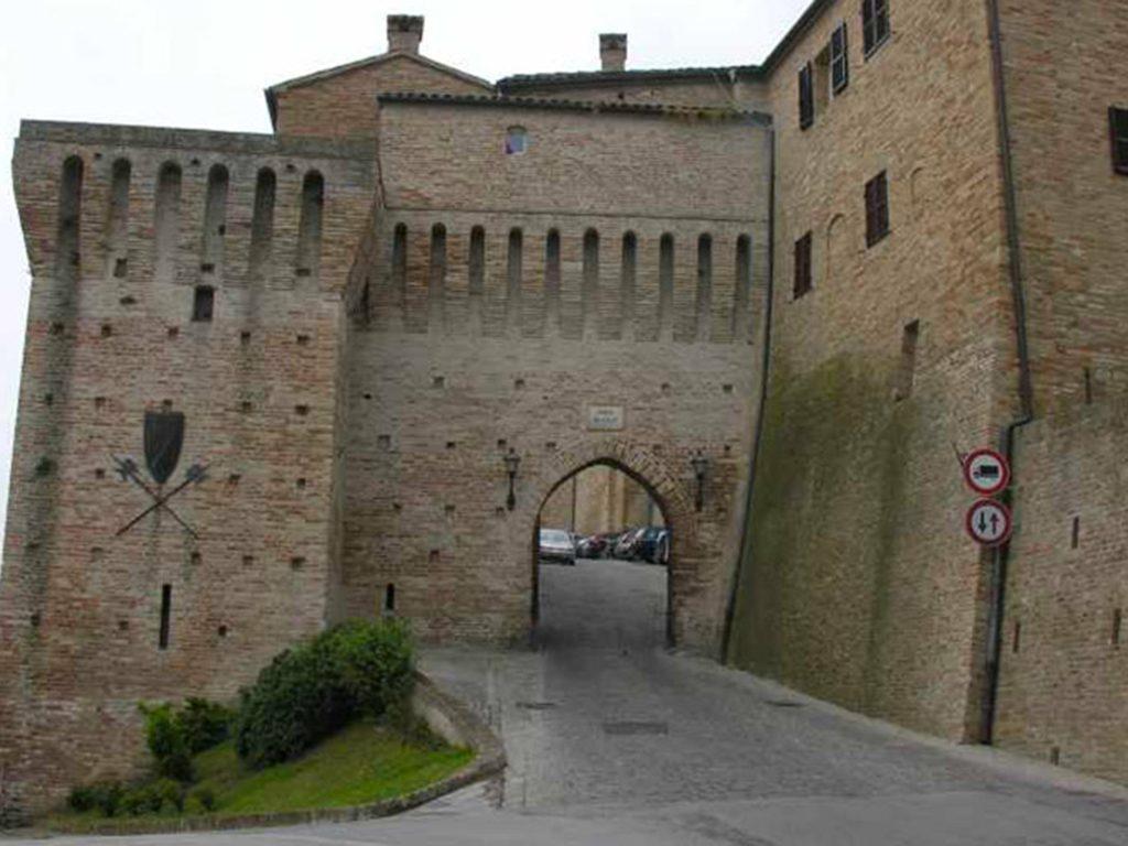 Porta Vallesacco Treia