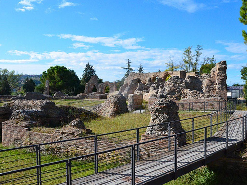 Area archeologica Ricina