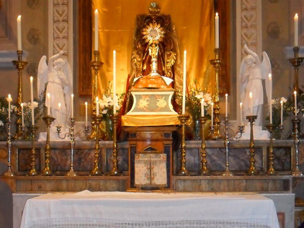 Chiesa Sacro Cuore Tolentino