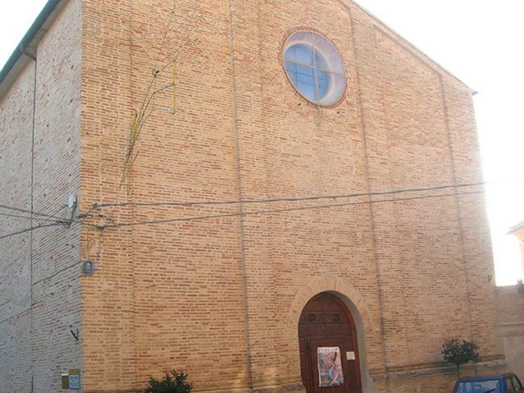 Chiesa San Michele di Treia