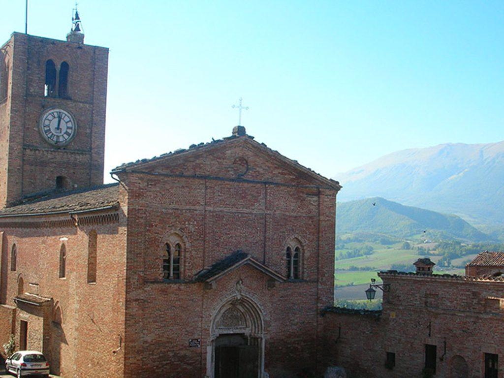 Chiesa Santa Maria Assunta di Sarnano