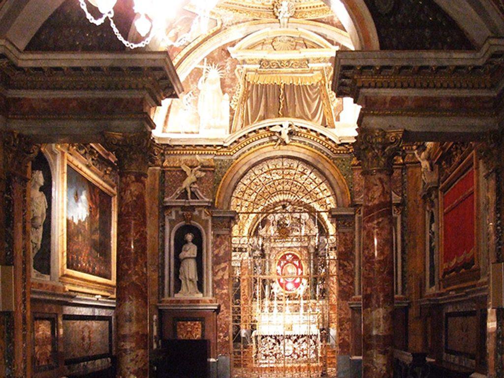 Santissimo Crocifisso Tolentino