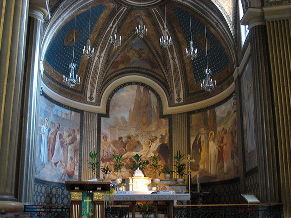 Santissimo crocifisso Urbisaglia